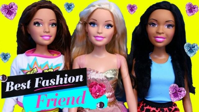 beautiful barbie doll friends hd wall paper