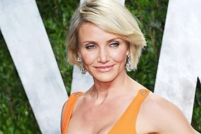 cute cameron diaz without makeup