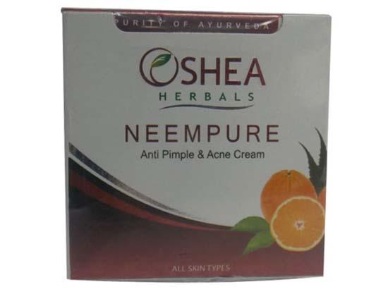 Oshea Herbals Neem Pure Anti Acne & Pimple Cream