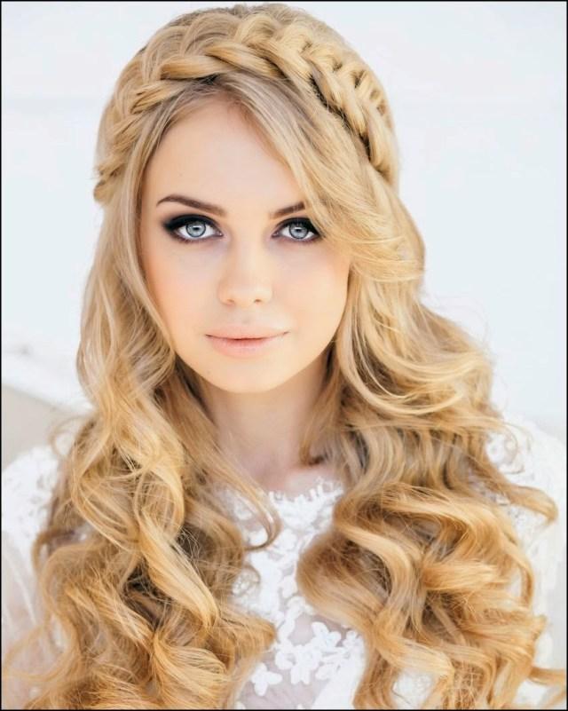 braided crown hippie hairstyle