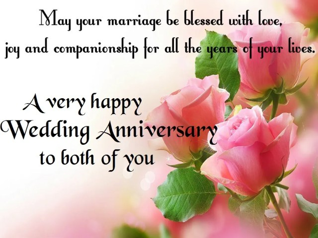 happy wish for anniversary