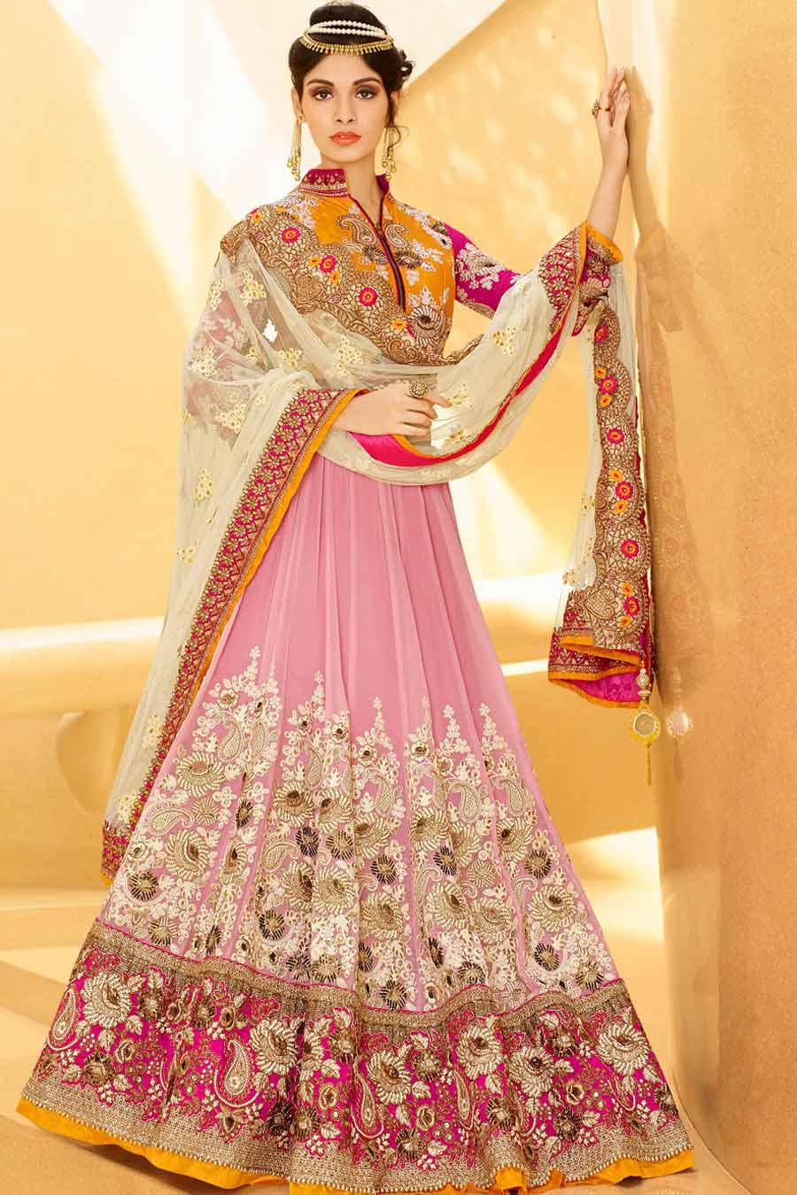 60 fabulous beautiful designer choli lehenga bridal lehanga indian wedding lehenga  latest 2016