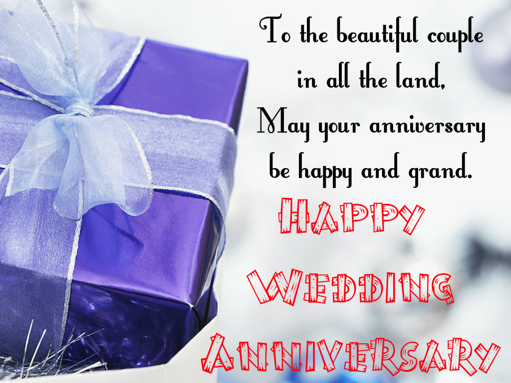 51 happy marriage anniversary whatsapp images wishes quotes for couple wedding anniversary gift with quote kristyandbryce Choice Image