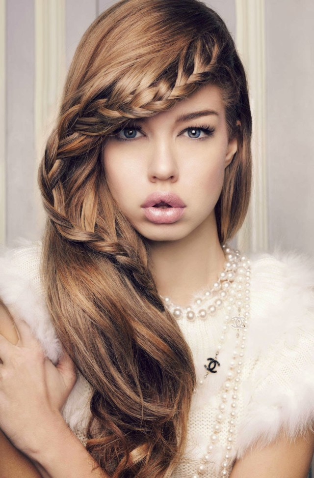 30 creative hippie hairstyle for short and long hairs