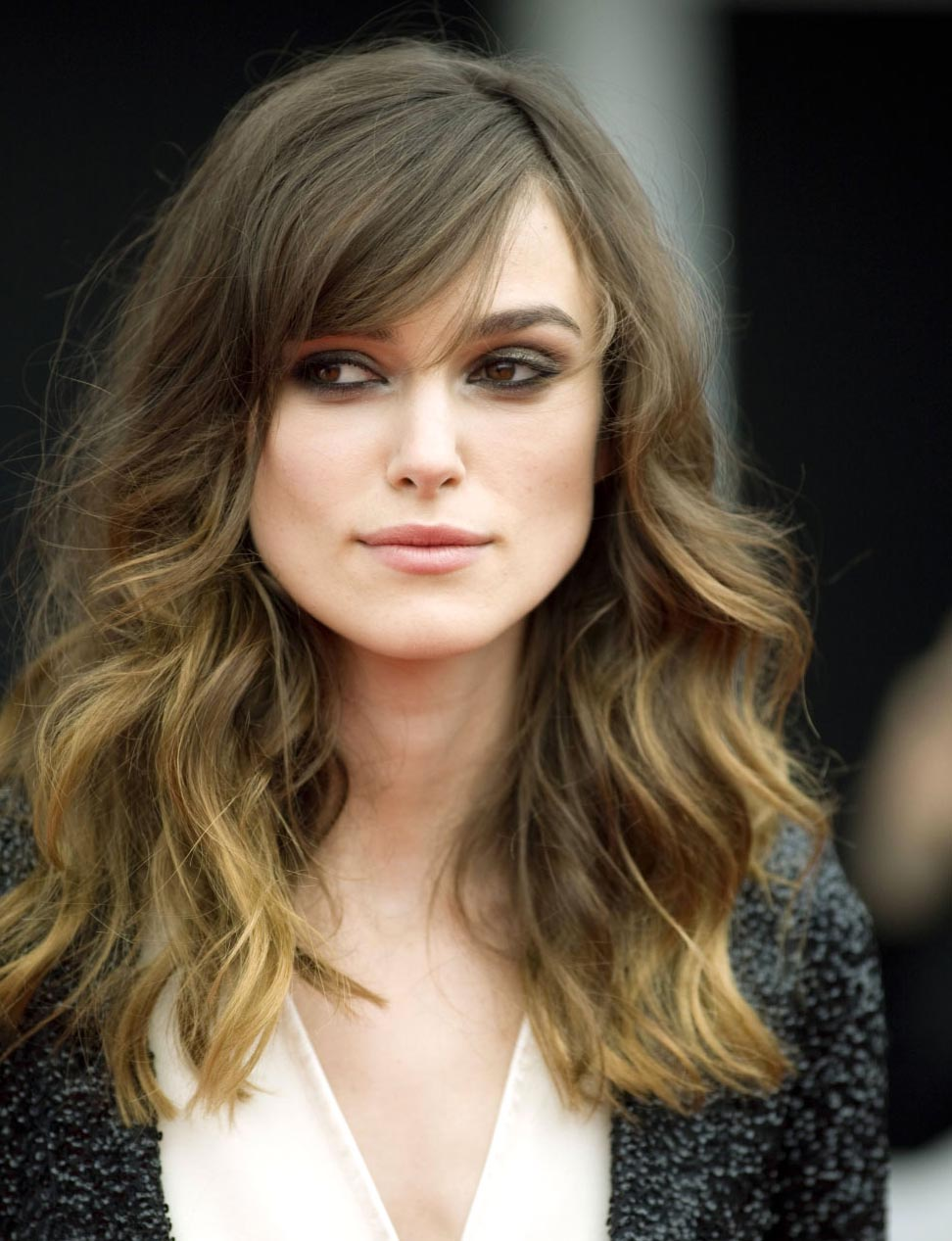top 10 best hairstyles for big foreheads female