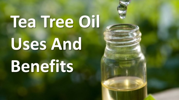 tea tree oil and benefits