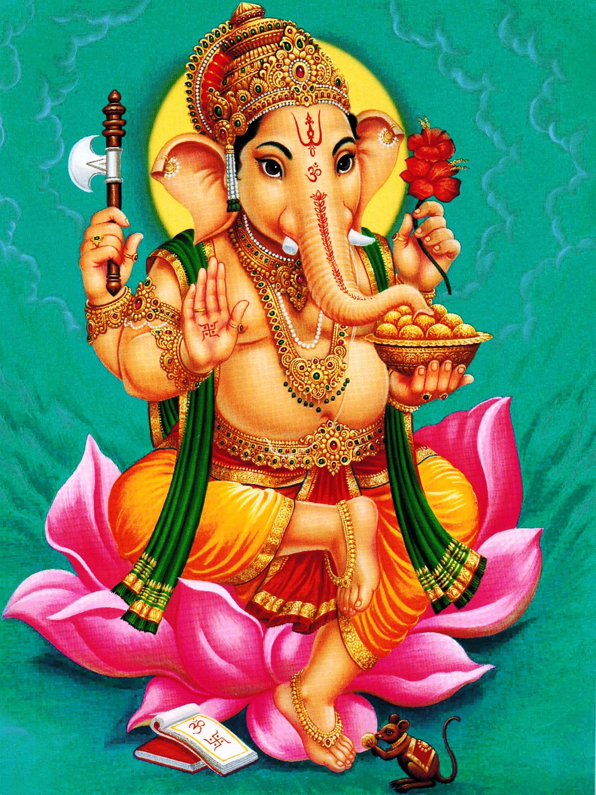 Top 50 lord ganesha wallpaper images latest pictures - God images wallpapers ...