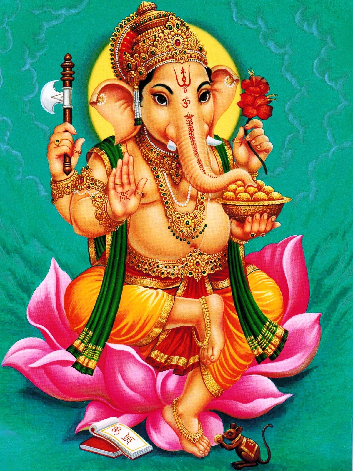 Wallpaper download karna hai - Lord Ganesha Wallpaper Free Download