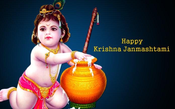 janamashtami images of the lord krishna