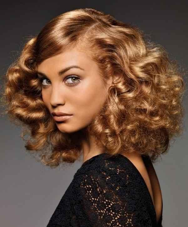 loops locks hairstyle for medium length hairs