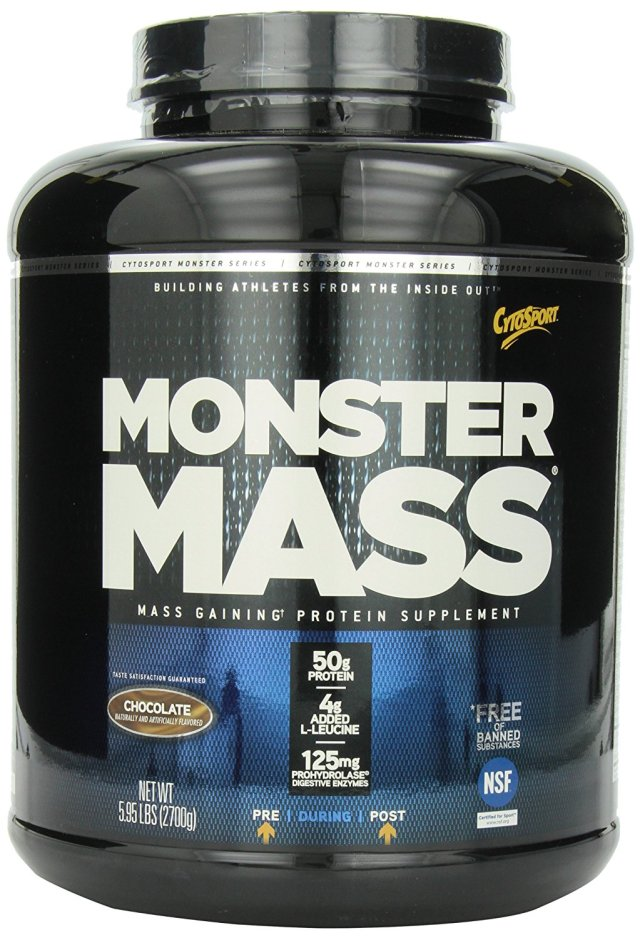 Cytosport Monster Mass Gainer Supplement