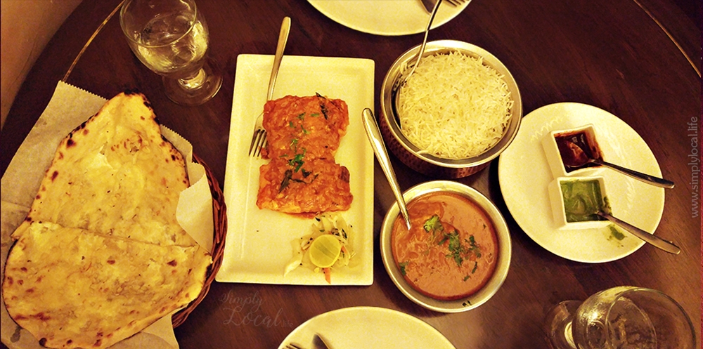 Date Night at Nirvanna Indian Restaurant