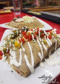 Tea Tree Creperie- Beef Tenderloin Crepe