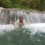 waterfall Mayfield Falls Jamaica