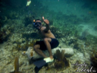 Negril-snorkeling-cannon