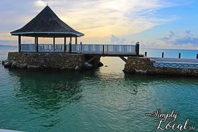 SeaGarden Resort- beach