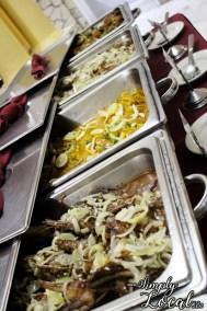 SeaGarden Resort- buffet dinner2