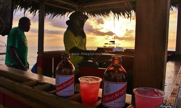 Ride the Waves of Jamaican Sea, Music, and Alcohol at Tiki Pon Da Sea
