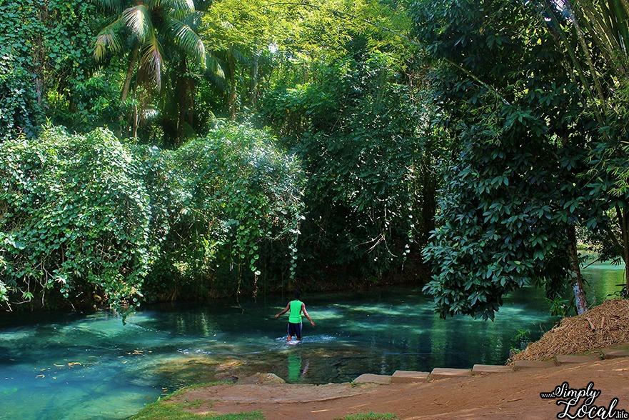 Venture Off the Beaten Path & Enjoy Calby's 'Hidden Beauty' River