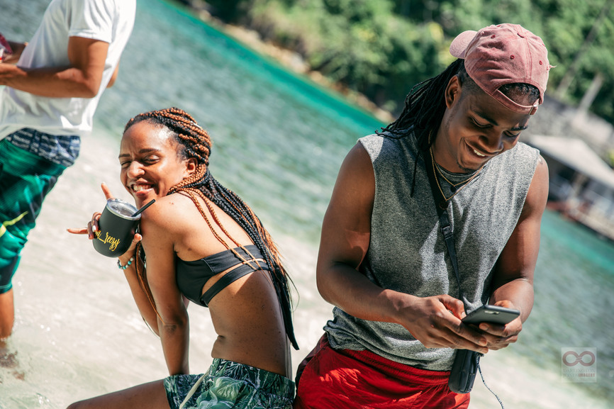 Jamaican Bloggers Excursion