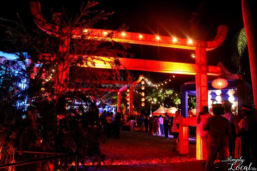 Jamaica Food Drink Fest Chopstix Chinese Gate
