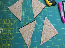 simple half square triangles