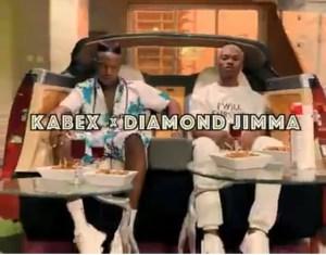 Kabex Ft Diamond Jimma - Mafejopami