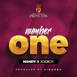 Nandy – Number One Ft. Joeboy