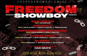 Showboy – Information Wo Wiase ft. Kojo Phino, ItzLific & King Paluta
