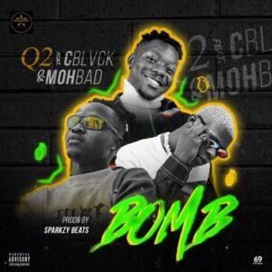 Q2 Ft Mohbad & Cblvck – Bomb