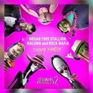 Megan Thee Stallion, Maluma & Rock Mafia - Crazy Family