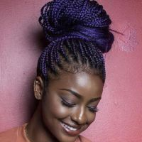 Protective Hairstyle 2: Box Braids — Simply Natural Hair