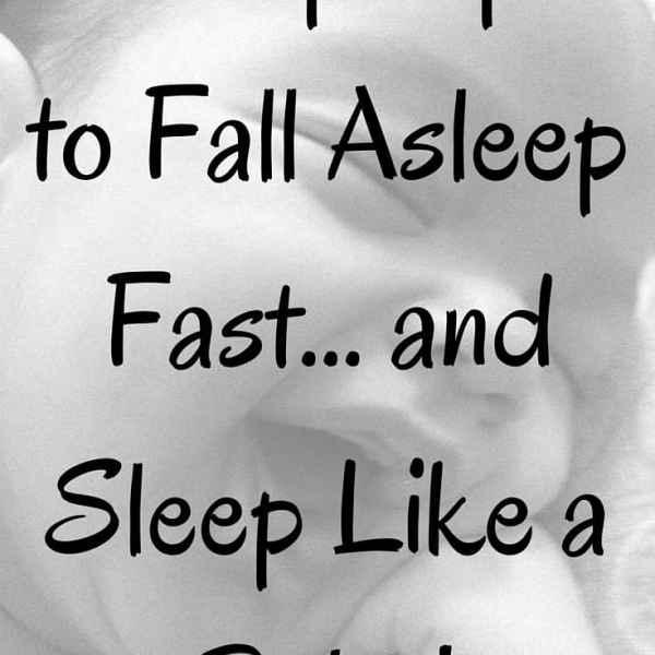 Beat Insomnia + Sleep Like a Baby – 3 Top Tips