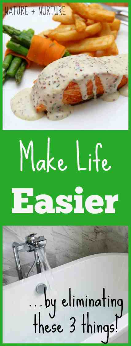 tips to make life easier