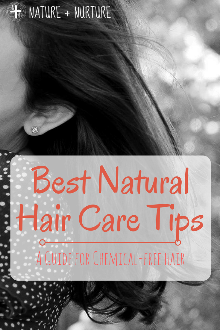 Healthy Hair Tips for Naturally Beautiful Hair