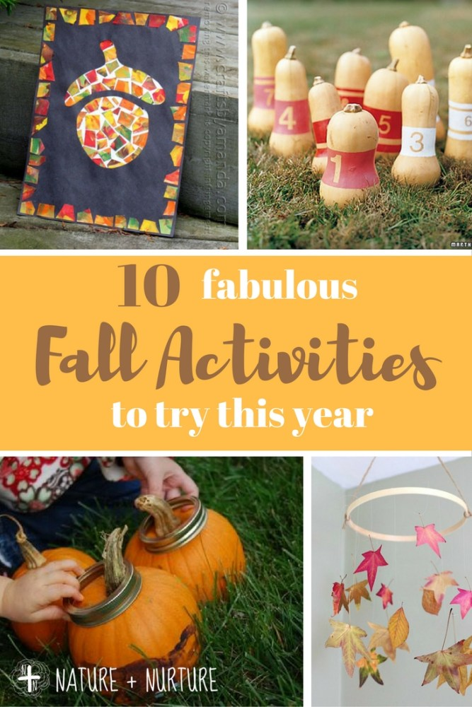 Top Ten Fall Activities You Must Try This Year