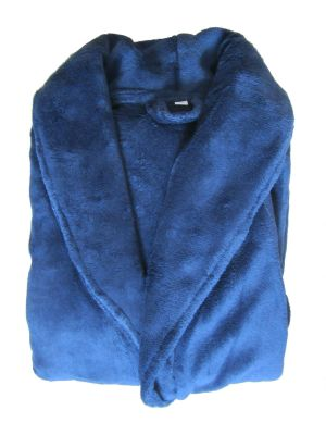 Unisex Super Soft Fleece Dressing Gown