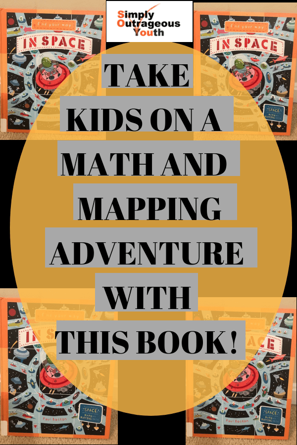 TAKEKIDS ON A MATH AND MAPPINGADVENTUREWITH THIS BOOK!