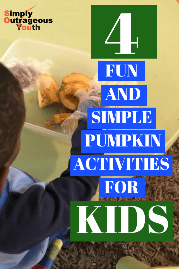 Pumpkin activities