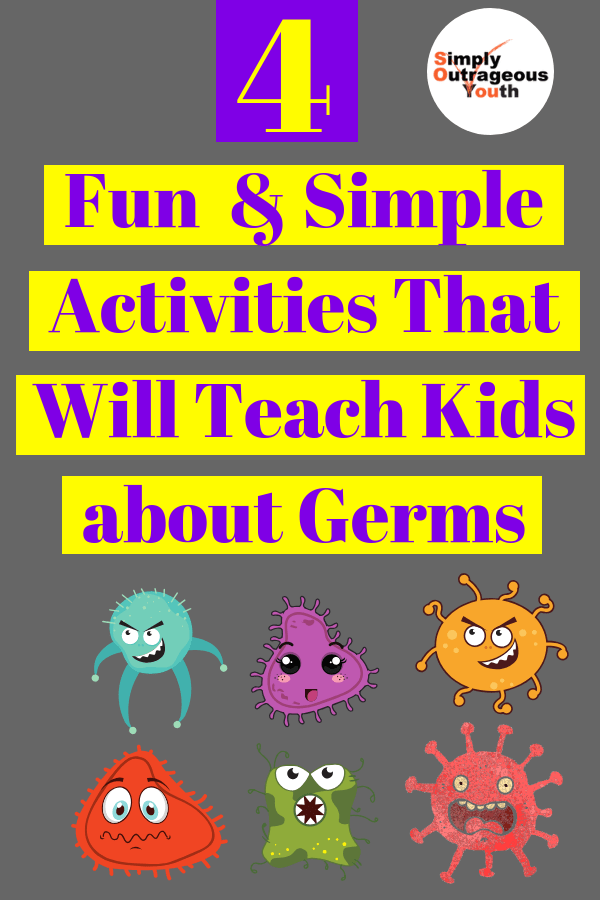 germs activities