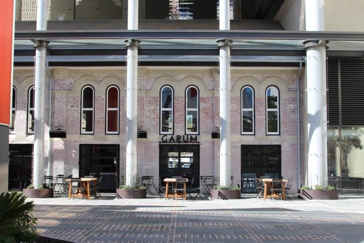Garum, Hibernian Place Perth