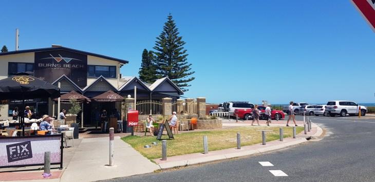Burns Beach Cafe
