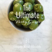 My 1st Cookbook! The Simply Real Health Ultimate Party Guide