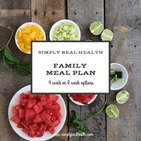 The Family Meal Plan Released! [Buy Here]