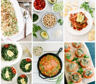 The Top 6 Recipes of 2015!