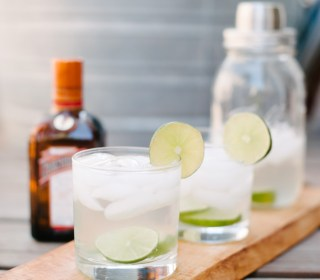 The Best Skinny Margarita Of Your Life