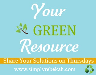 Your Green Resource - Weekly Link-up
