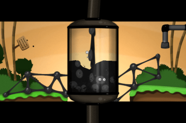 World of Goo is another great physics puzzle.
