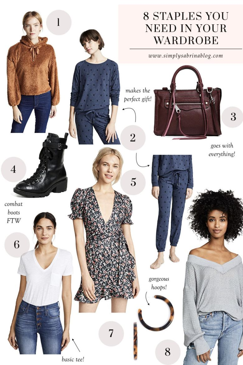 d72d80fdb 8 Winter Staples You Need In Your Wardrobe | Simply Sabrina ...