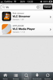Download torrents and watch movies on Iphone or Ipad - On